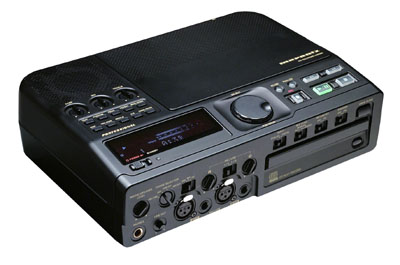 Marantz CDR300 Portable CD recorder